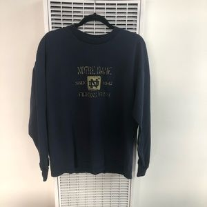 Champion | Notre Dame Long Sleeve